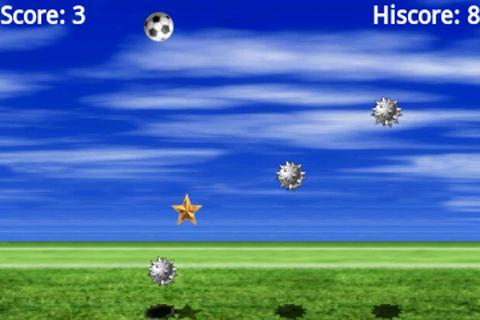 Tilt Bounce- screenshot