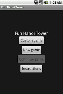 Fun Hanoi Tower - screenshot thumbnail
