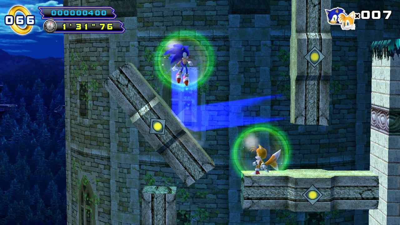 Sonic 4 Episode II THD screenshot #13