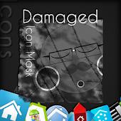 Damaged Apex/Nova Icons