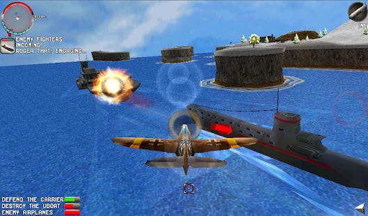 Armageddon Squadron FREE apk screenshot 11