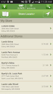 Lunds and Byerly's - screenshot thumbnail