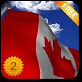 Canada Flag - LWP