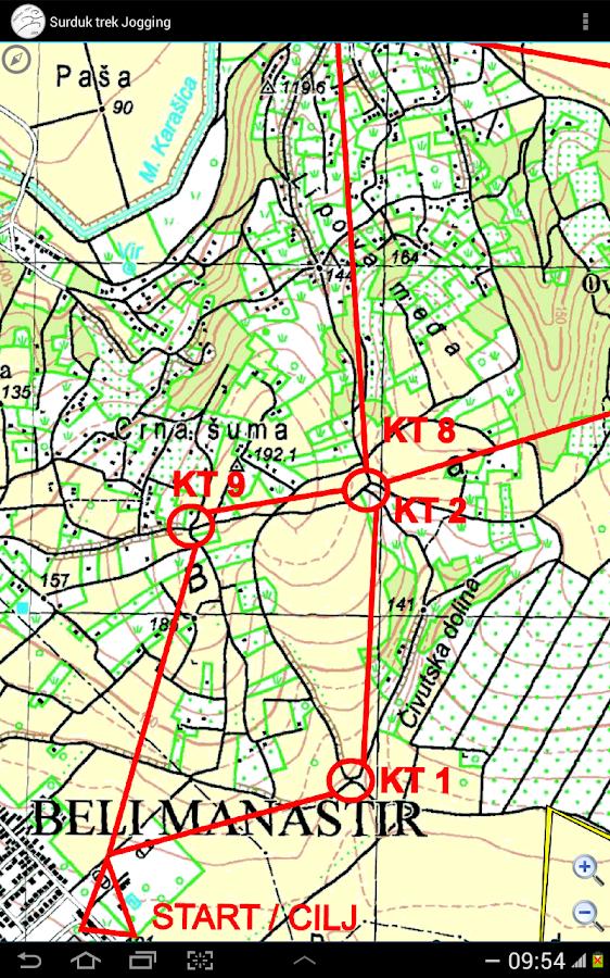surduk mapa Surduk trek 2015   Aplicacions d'Android a Google Play surduk mapa