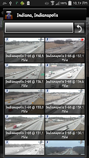 Cameras Indiana - traffic cams - náhled