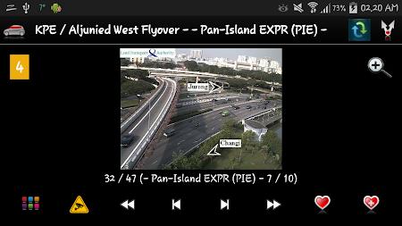 Cameras Singapore - Traffic 5.9.7 screenshot 1264669