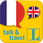 French talk&travel icon