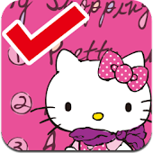 HELLO KITTY Shopping list
