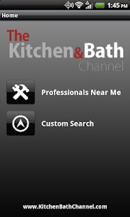 The Kitchen & Bath Channel - screenshot thumbnail