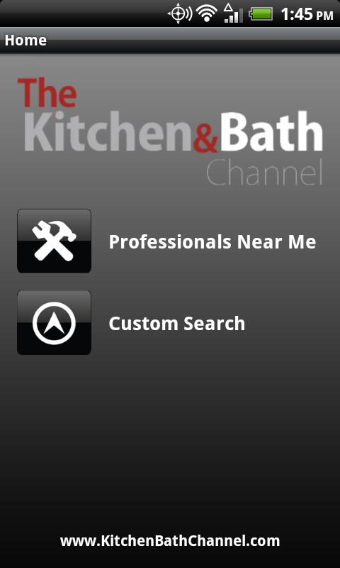 The Kitchen & Bath Channel - screenshot