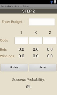 Bet And Win Football - screenshot thumbnail