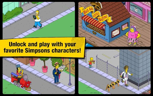 The Simpsons™: Tapped Out Screenshot 22