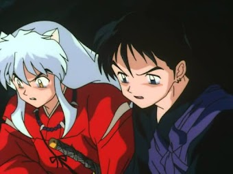 Kikyo and Inuyasha, Into the Miasma