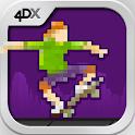 Ollie Pop Retro Skateboarding icon