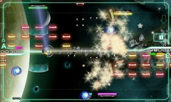 Screenshot of BattleBallz Chaos