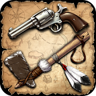 Wild West Checkers Free icon