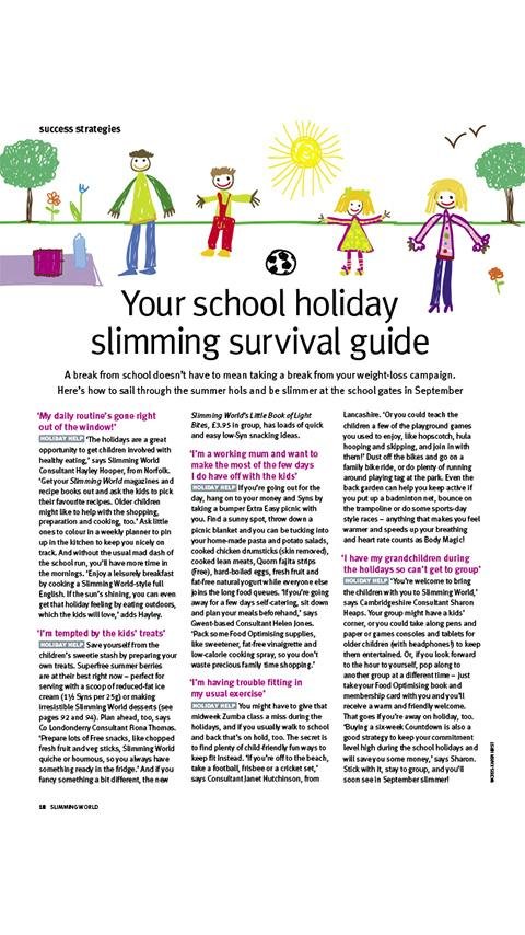 Slimming World Magazine - Android Apps on Google Play