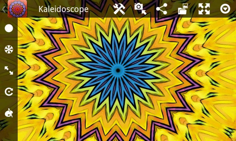 Kaleidoscope - screenshot