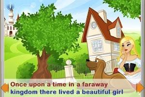 Screenshot of Cinderella StoryChimes FREE