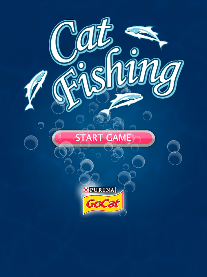 Go cat cat fishing android apps on google play for Cats go fishing