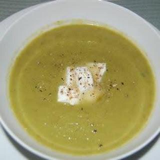 Creamy Leek and Potato Soup Recipe