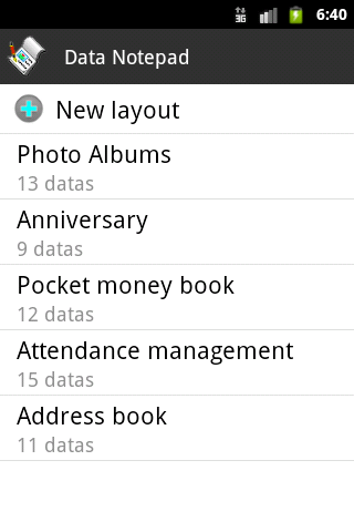 My Data Manager - iTunes - Apple