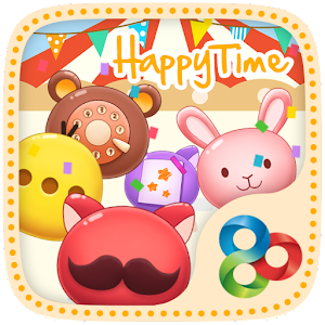Happy time GO Launcher Theme