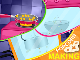 Screenshot of Pop The Corn - Kids Food Mania