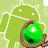 Lucky Bell Green -Robot-