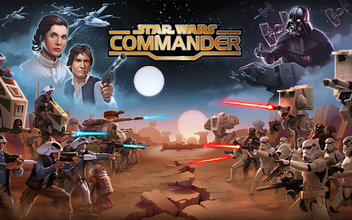 Star Wars™: Commander Screenshot 29