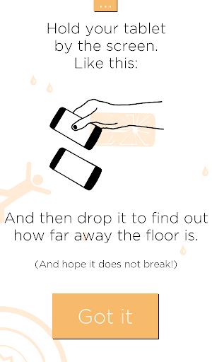 【免費休閒App】Dropped My Phone-APP點子
