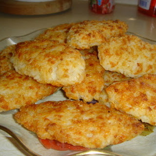 Rice Croquettes.