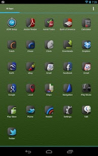 ADW.Launcher 1 – Miniaturansicht des Screenshots