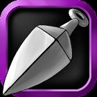 bianco La vendetta - Ninja icon