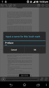 Radaee PDF Reader - screenshot thumbnail