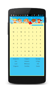 Word-search-KIDS 2