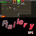 Flailery RPG logo