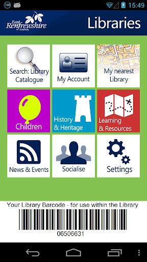 East Renfrewshire Libraries