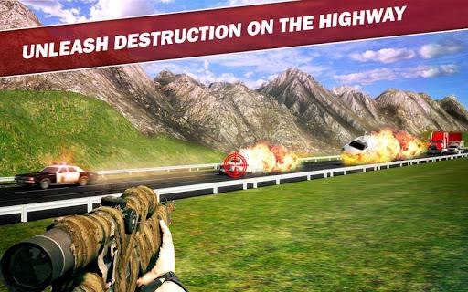 頂級狙擊手:交通射擊