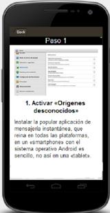 Instalar whatsapp en tablet - screenshot thumbnail