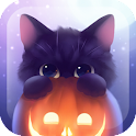 Halloween Kitten icon