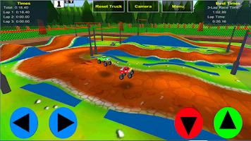 Screenshot of Toy Truck DEMO