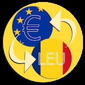 Leu Euro converter