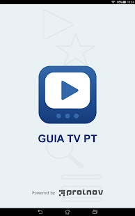 Guia TV PT- screenshot thumbnail