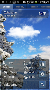 Swipe Weather screenshot 3