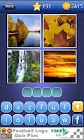 Screenshot of 4 Pics 1 Word, What's The Word