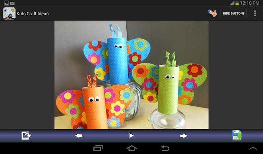 Kids Craft Ideas - screenshot thumbnail