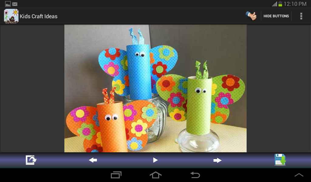 Kids Craft Ideas - screenshot