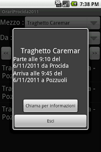 Uno Procida Residente - screenshot thumbnail