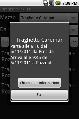 Uno Procida Residente - screenshot